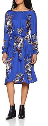 c90ee3a5c12 Vila CLOTHES Women's Sano L/s Midi Dress,(Size: ...
