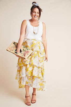 40e754d2b3 Plus Size Long Maxi Skirts - ShopStyle