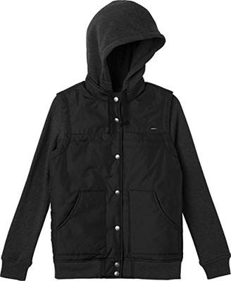 RVCA Women's Former Vested Hoodie