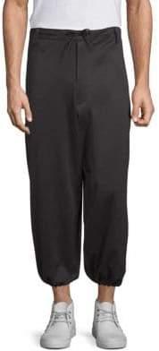 Y-3 Wide Drawstring Pants