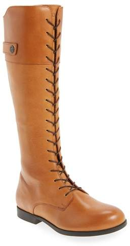 Birkenstock Longford Knee-High Lace-Up Boot