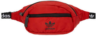 adidas Red National Waist Pouch