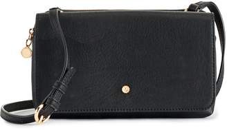 Lauren Conrad Flap Crossbody Bag