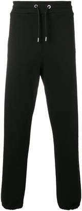 Just Cavalli stud detail track pants
