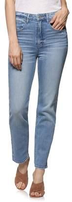 Paige Vintage - Sarah High Waist Straight Leg Jeans