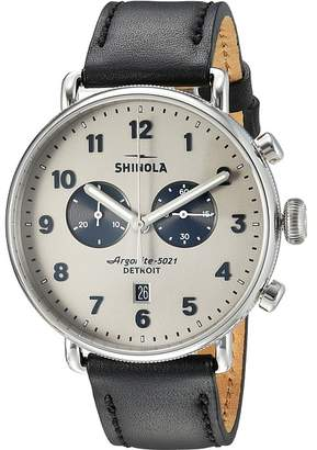 Shinola Detroit The Canfield 43mm - S20065285 Watches