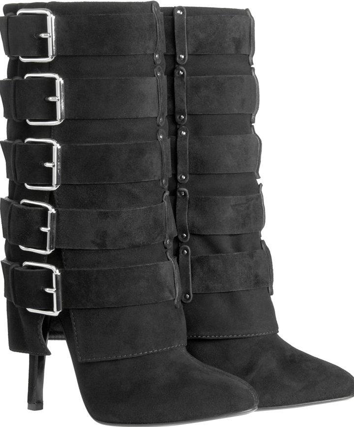 Balmain Urban Rocker Boots
