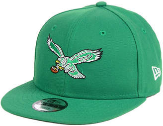 New Era Boys' Philadelphia Eagles Two Tone 9FIFTY Snapback Cap