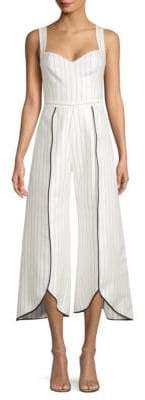 Alexis Edaline Culotte Striped Jumpsuit