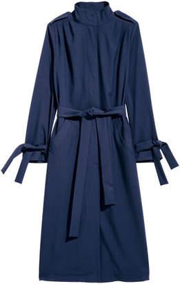 H&M Coat - Blue