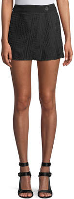 Derek Lam 10 Crosby Lace Shorts