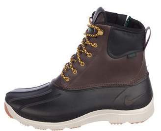 Nike ACG Solarsoft Ripplebrook Duck Boots w/ Tags