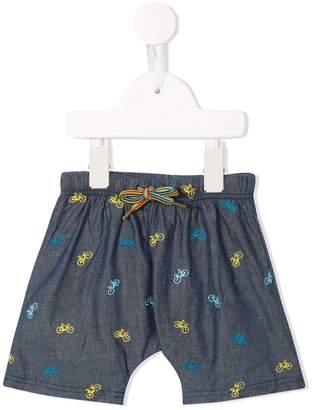 Paul Smith bike print shorts