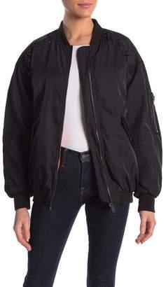 Lush Bomber Jacket