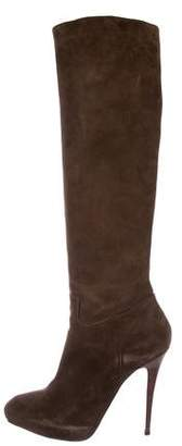 Barbara Bui Knee-High Platform Boots
