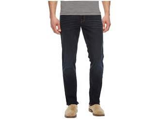 U.S. Polo Assn. Five-Pocket Slim Straight Jeans in Dark Wash Men's Jeans