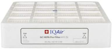 IQAir® HealthPro® Series GCTM MultiGas H11 HyperHEPA® Pre-Filter
