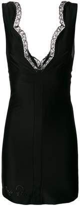 Philipp Plein Denise Braddock dress