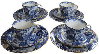 1930s Royal Crown Derby Service for 4