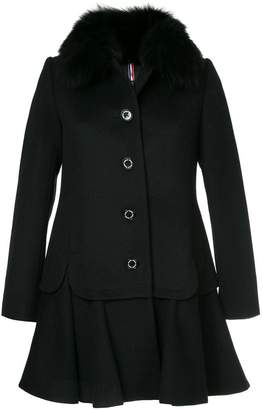 GUILD PRIME layered hem coat