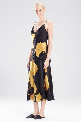Josie Natori Sleep & Lounge Ginkgo Gown