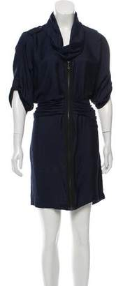 Yigal Azrouel Jersey Mini Dress w/ Tags