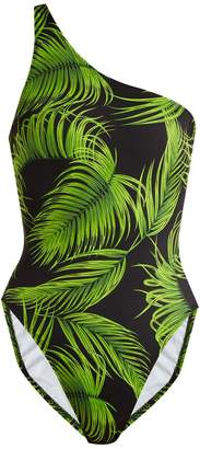 Milo one-shoulder swimsuit