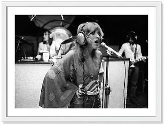 Photos.com by Getty Images Fin Costello - Stevie Nicks & Fleetwood Mac Art