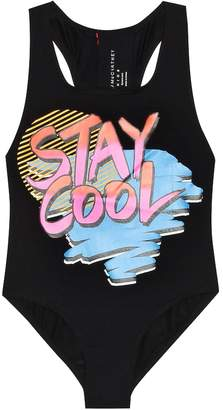 d0bf5e971e93a Stella McCartney Stay Cool one-piece swimsuit