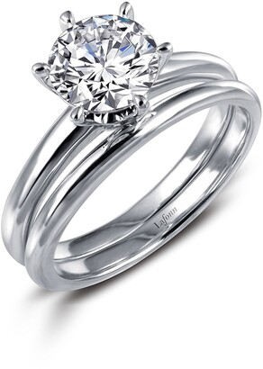 ded0449fb Simulated Diamond Rings - ShopStyle