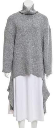 Balenciaga 2016 High-Low Sweater