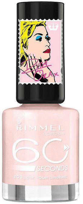 Rimmel 60 Seconds Rita Ora Nail Polish