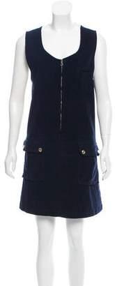 Frame Corduroy A-Line Dress