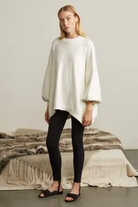Genuine People Oversized Dolman Sleeve Sweater