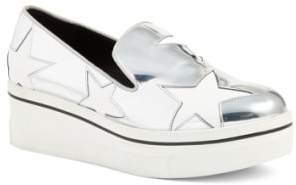 Stella McCartney 'Binx Star' Slip-On Platform Sneaker