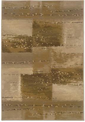 """Oriental Weavers Area Rug, Genesis 908A Silvan 2'7"""" x 9'1"""" Runner Rug"""