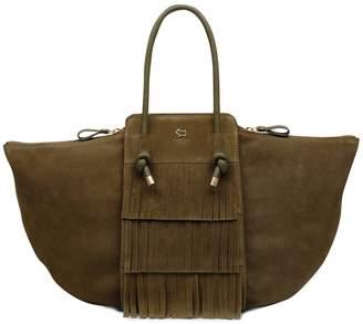 At Radley Bliss Crescent Large Zip Top Grab Bag