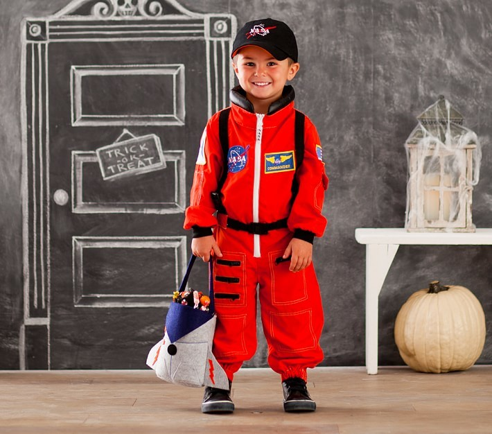 Pottery Barn Kids Astronaut Costume
