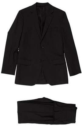 Theory Virgin Wool Two-Piece Suit