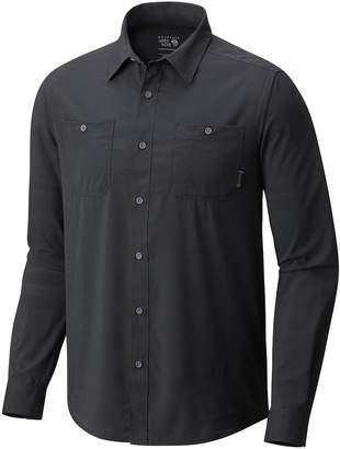 Mountain Hardwear Men's Air Tech Striped Shirt