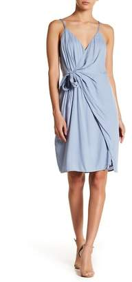 Style Stalker STYLESTALKER Imogen Gathered Side Midi Dress