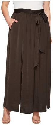 Bobeau B Collection by Plus Size Rosemary Maxi Skirt Women's Skirt