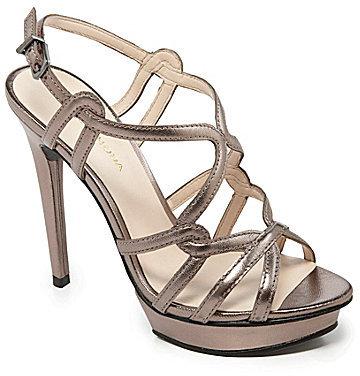 Pelle Moda Flirty Platform Sandals