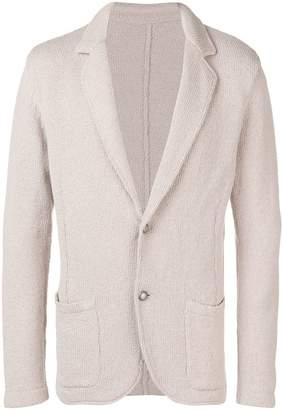 Eleventy knitted blazer