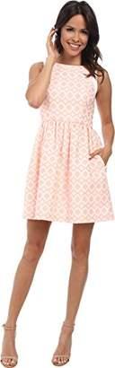 Jessica Simpson Women's Overlay Dress