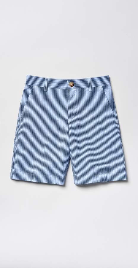Boys' Oliver Seersucker Shorts