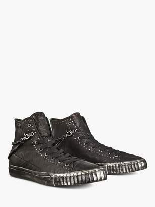 John Varvatos Studded Mid Top