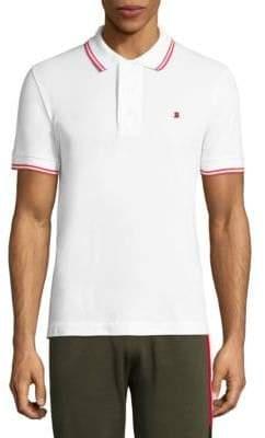 Bally Tipped Cotton Polo