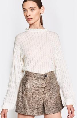 Joie Hadar Wool Sweater