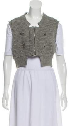 Chloé Wool Knit Vest